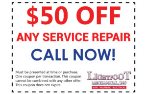 Lightfoot $50 Off Coupon Call now