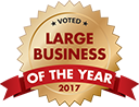 Business of the Year Emblem