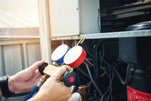 heat pump repair weatherford, tx