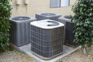 outdoor air conditioning units in saginaw, tx